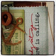 Another sneak peek of the August Studio AE stamp set from TechniqueTuesday.com! I'm so intrigued by this one from @Laura O'Donnell!