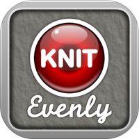 Knit Evenly Calculator by JAKRO SOFT LLC