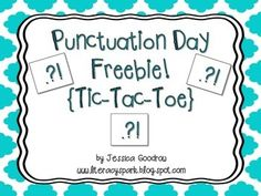 This product contains two half sheets of punctuation mark… Writing Lab, Writing Station, Sentence Writing, Narrative Writing, Writing Workshop, Writing Prompts, Writing Sentences, Punctuation Activities, Grammar And Punctuation