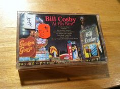 Bill cosby - At his best - NEW CASSETTE comedy