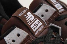 THE TANNERY x NEW BALANCE 574 (MARATHON) | Sneaker Freaker
