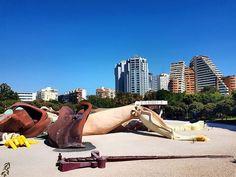 Gulliver #valencia #spain  . . . . . #visitspain #visitvalencia #vivaespaña #españa #espana  #ig_europa #picoftheday #photography #travelphotography #travel #traveling #vacation #visiting #instatravel #instago #instagood #trip #holiday #photooftheday #fun #travelling #tourism #tourist #instapassport #instatraveling #mytravelgram #travelgram #travelingram http://ift.tt/2hge0YC