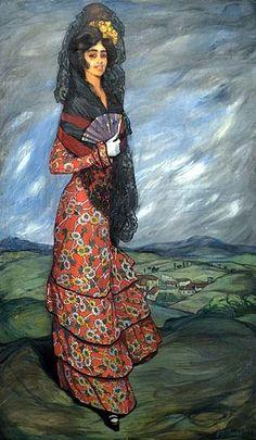L'histoire de la peinture espagnole est, pour la majorité d'entre nous, une sorte de fresque à trous. De temps à autre, de grandes figures ...