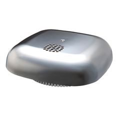 Kupu photoelectric smoke alarm, chrome