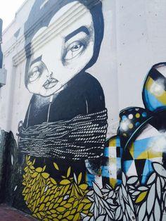 Street art Perth ~ Stormie Mills