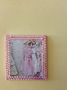 Dollhouse Miniature Romantic Shabby Chic by miniaturerosegarden, $19.00