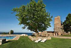 #kaminos #Evian #Gulf #Greece #hotel #resort #summer