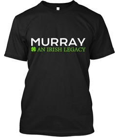 LIMITED EDITION NEW FOR 2014 MURRAY! | Teespring