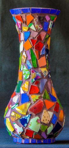 Mosaico Vaso