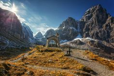 Dolomiti Church Brentei by Stefano Guerrini by Stefano Guerrini on 500px