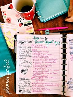 Planner Perfect: monthly goal planning and what you need to know