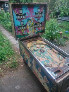 Aces & Kings Pinball Wizard, Arcade Games, Childhood, Vintage, Souvenirs, Infancy, Vintage Comics, Childhood Memories