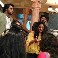 Shahleen in #ishqbaaz   My favourite ❤ Credit uploader
