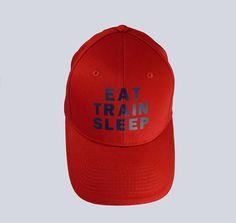 Casquette EAT TRAIN SLEEP Baseball Hats, Sleep, Train, Eat, Style, Unisex, Swag, Baseball Caps, Caps Hats