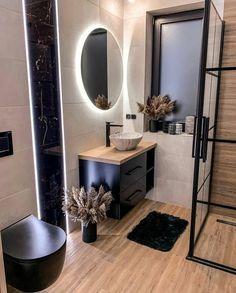 Bathroom Design Luxury, Bathroom Design Small, Bath Design, Modern Bathroom, Toilet Design, Vanity Bathroom, Bathroom Wallpaper, Remodel Bathroom, Bathroom Signs