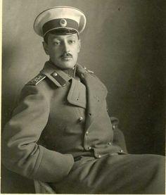 Командир 1-го эскадрона лейб-гвардии Конного полка Козлянинов Владимир Федорович