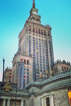 Though it looks like and feels as if it has been there for a very long time, almost nothing is more than seventy years old in Warsaw.