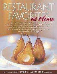 Restaurant Favorites at Home: Part of
