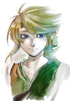 The Legend of Zelda: Twilight Pirncess / Link / 「ムジュラのリメイクが出ると聞いて!」/「便器の妖精@便☆意☆王」の漫画 [pixiv]