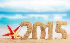 Happy New Year 2015 Wallpaper HQ
