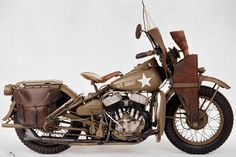 A History of the Motorcycle