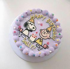 Just Cakes, Cakes And More, Gorgeous Cakes, Pretty Cakes, Mini Cakes, Cupcake Cakes, Korean Cake, Pretty Birthday Cakes, Think Food