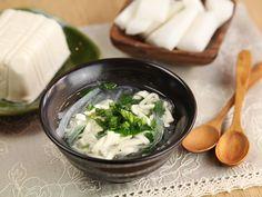 Radish and Tofu Soup