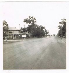 Looking up Mitchell St 1964