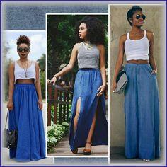 #boanoite #saialonga #moda#modanegra #modachic #modaafro #modablack #modafashion #modafashionista #modaparamulheres #saia#fashiondiaries #fashionistas #fashion #fashionaddict ##lookinspiração #lookinspiration #look#looka#lookfashion #lookfashionista #estiloblack #estiloafro #negasfashion #negraspoderosas #negasdamoda #negrasestilosas #style #styles