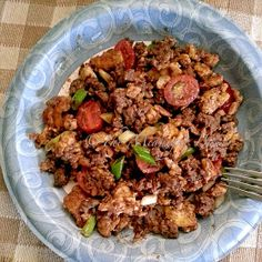 """Low Carb """"Fried Rice"""""""