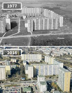 Before & After Pics Showing How The World Has Changed Over Time By Re Photos Then And Now Pictures, Before And After Pictures, Paris Pictures, Cool Pictures, Photo Voyage, Before After Photo, Paris City, World Cities, Historical Pictures