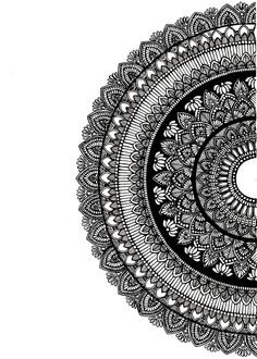 Easy Mandala Drawing, Mandala Sketch, Mandala Art Lesson, Mandala Doodle, Mandala Artwork, Simple Mandala, Doodle Art Drawing, Cool Art Drawings, Mandala Painting