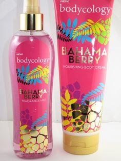 Bodycology Bahama Berry Fragrance Mist is one of three new tropical scents that Bodycology has introduced for Summer/Spring I'm loving this at the Perfume Diesel, Best Perfume, Cheap Fragrance, Fragrance Mist, Luxury Beauty, My Beauty, Beauty Logo