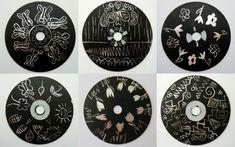 CD jarní mandaly | Výtvarná výchova - dekorovat CD jarními motivy a vytvořit tak dekoraci v retro stylu (odkrývací technika)  #CD #CDart #uncovering technology #acryl #engraving  #graphic_arts_graphic arts #spring #plants #flowers #mandala #mandaly #kids_crafts #kidsart #akryl #grafika #odkryvaci_technika #jaro #kvetiny #rostliny #recyklace  #recycling  #upcycling Kids Crafts, Fairy Tales, Color, Colour, Fairytail, Adventure Movies, Fairytale, Adventure, Fairies