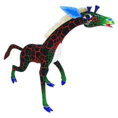 Catarino Carrillo: Giraffe