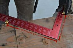 So how do you build stairs? Do you notch out the tops? Add a bottom plate? Intarsia Woodworking, Woodworking Logo, Woodworking Plans, Woodworking Projects, Sand Projects, Easy Diy Projects, Stairs Stringer, Rise And Run, Building Stairs