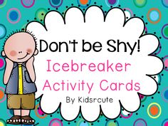 Back to School~ Icebreaker Activity Cards and a Giveaway - Creative Lesson Cafe School Icebreakers, Icebreaker Activities, Leadership Activities, First Grade Activities, Back To School Activities, Group Activities, Learning Resources, Teaching Ideas, School Ideas