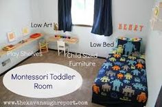 montessori bedroom - Google Search