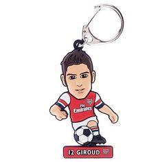 Arsenal F.C. PVC Keyring Giroud