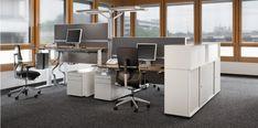 AXA - Bene Büromöbel