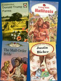 Classic ladybird books