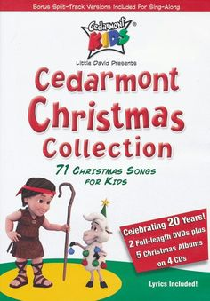 Cedarmont Christmas Collection Front Cover