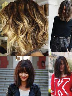 1000 ideas about Lob Haircut 2014 on Pinterest