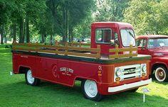 1956 Chevrolet Lumberjack.