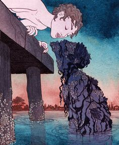 The Art Of Animation, Koren Shadmi Fantasy Magic, Fantasy Art, Arte Dope, Art Et Design, Graphic Novel Art, Arte Obscura, Arte Horror, Art And Illustration, Pretty Art