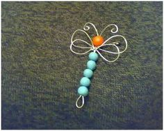 How to Make Dragonflies for Jewelry Tutorials