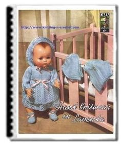 Beautiful free doll clothes patterns for 16 - 20 and 24 inch dolls # free dolls clothes knitting patterns Beautiful free doll clothes patterns Barbie Knitting Patterns, Knitting Dolls Clothes, Crochet Dolls Free Patterns, Doll Dress Patterns, Baby Doll Clothes, Crochet Doll Clothes, Crochet Doll Pattern, Knitted Dolls, Free Crochet