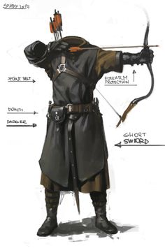 Paint your miniatures, make sure your kit list / equipment / weapons are suitable Fantasy Character Design, Character Design Inspiration, Character Concept, Character Art, Armor Clothing, Medieval Clothing, Medieval Armor, Medieval Fantasy, Armor Concept