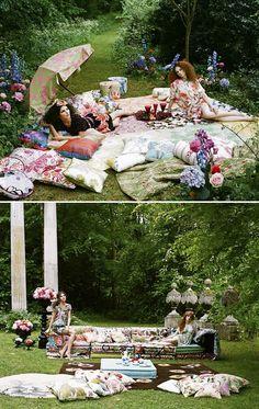 garden picnic?