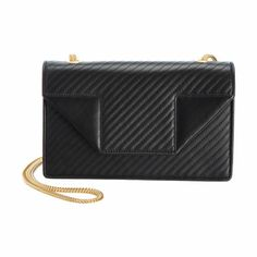 Saint Laurent Quilted Mini Betty Bag at Barneys.com